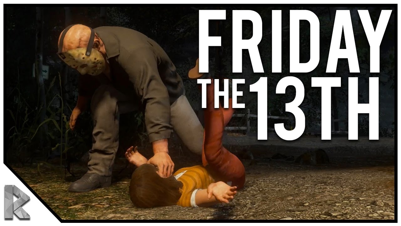 headstomp i am jason friday the 13th the game 1. Black Bedroom Furniture Sets. Home Design Ideas