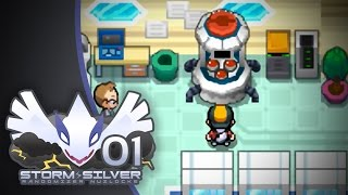 Pokémon Storm Silver Randomizer Nuzlocke Part 1: Welcome Leafded!
