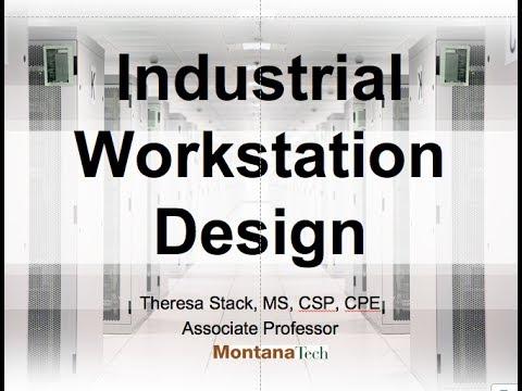 Ergonomics And Industrial Workstation Design, Advanced Ergonomics