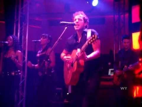James Morrison - Slave To The Music (Q-music, Amsterdam - 13/10/11)