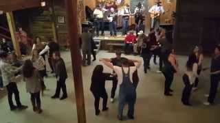 Sims Country BBQ Dancing 11-13-2015