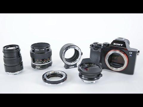 Wish List: Mirrorless Lens Adapters