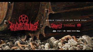 THY ART IS MURDER - Human Target EU/UK Tour 2020
