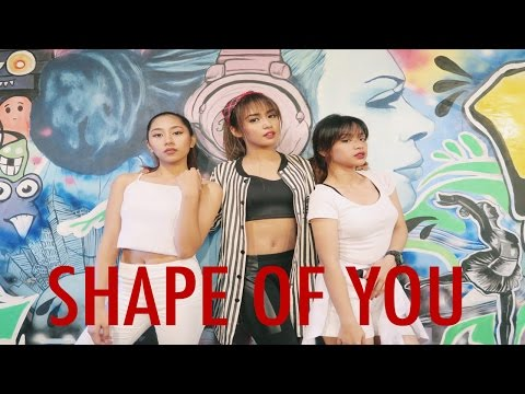 Shape Of You - Ed Sheeran (Dance cover) - Riva Quenery