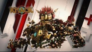 Knack - игра нереализованного потенциала (Обзор)