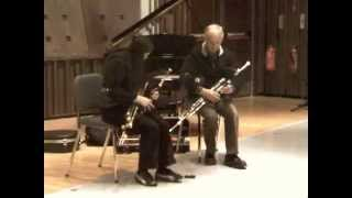 Uilleann Pipes Duet - Planxty Brown / The Three Sea Captains