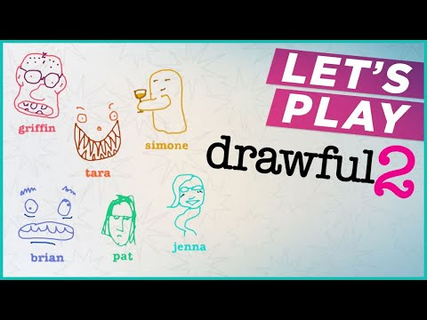 """Polygon Presents: """"The Man Who Sells The Ovens"""" — Let's Play DRAWFUL 2!"""
