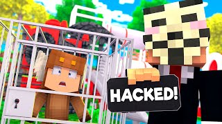 Minecraft Daycare - MOOSECRAFT HACKED by PROJECT ZORG! (Minecraft Kids Roleplay)