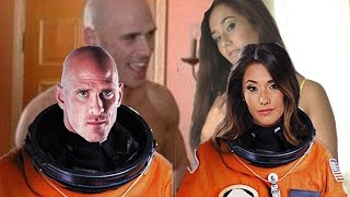 johnny sins and eva lovia in the space