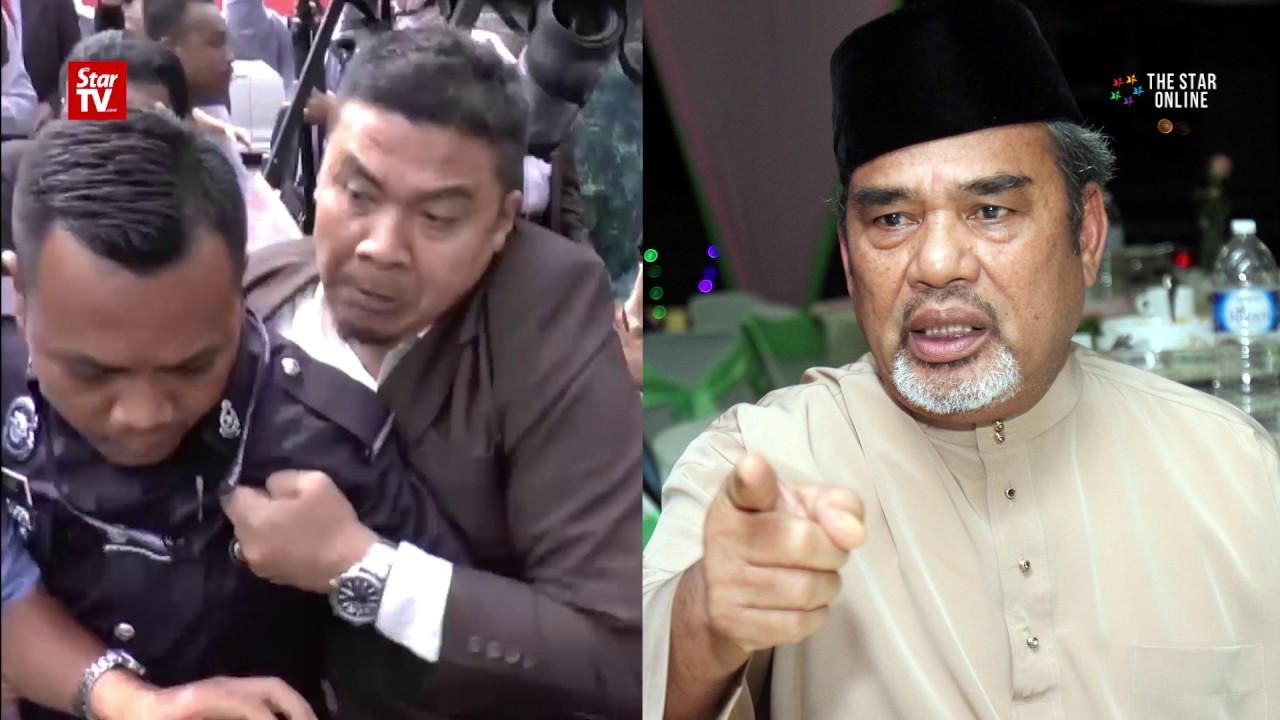 Image result for Agro-based Industry Deputy Minister Datuk Seri Tajuddin Abdul Rahman son
