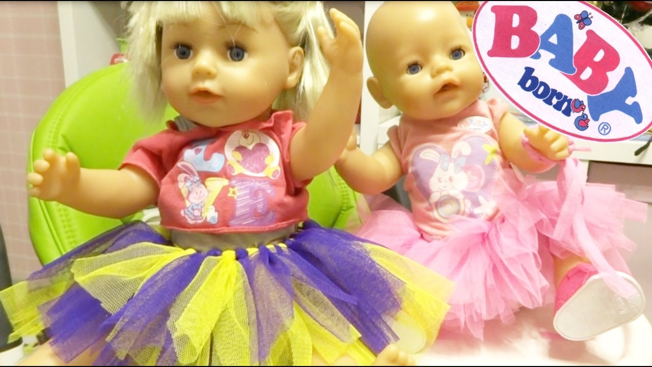 Куклы Пупсики Одежда для Беби Бон своими руками Как ... - photo#44