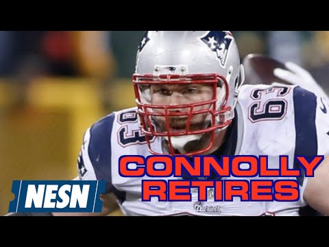 Patriots' Dan Connolly Retires, Cites Concussion Concerns