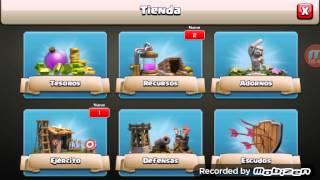Clash of clans pantalla completa