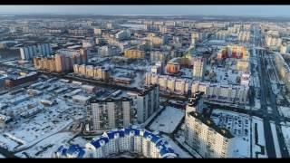Нижневартовск, съемка с дрона 2
