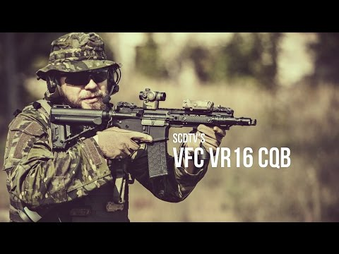 SCDTV VFC VR16 CQB AIRSOFT REVIEW
