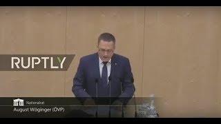 LIVE: Kurz faces no-confidence vote in the Austrian parliament - Part 2