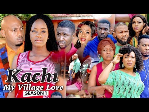 KACHI MY VILLAGE LOVE 1 - 2018 LATEST NIGERIAN NOLLYWOOD MOVIES || TRENDING NIGERIAN MOVIES