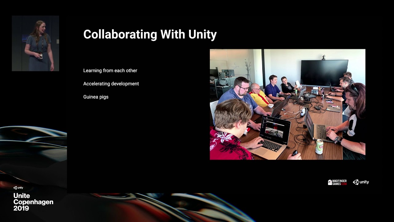 Next-gen multiplayer mobile FPS games | MADFINGER Games - Unite Copenhagen