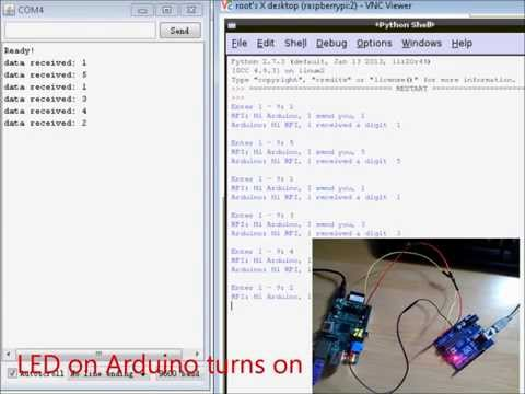 Raspberry Pi and Arduino Connected Using I2C - Oscar Liang