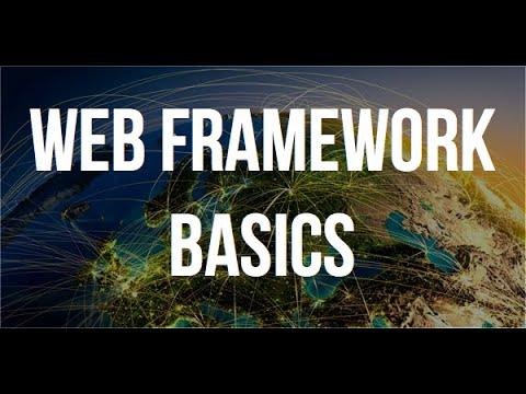 Web Framework Basics
