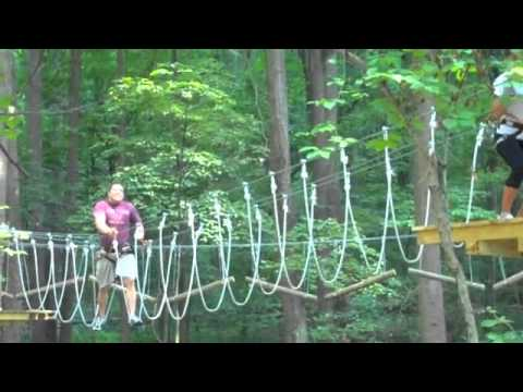 The Adventure Park At Sandy Spring Youtube