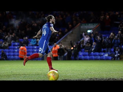 HIGHLIGHTS | The Posh vs Oldham Athletic