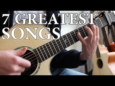 7-of-the-all-time-greatest-songs-|-fingerstyle-guitar
