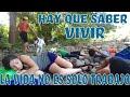 La vida en el campo en el salvador - YouTube