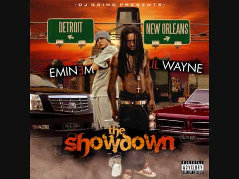 **NEW ** EMINEM Vs LIL WAYNE - D BOY - THE SHOWDOWN 2009 ...Gangster Elmo Vs Lil Wayne