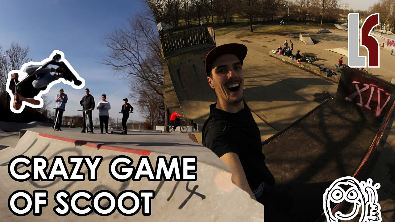 Crazy Game Of Scoot Youtube
