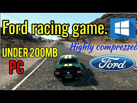 Racing Games For Pc Under 200mb Ford Racing Game
