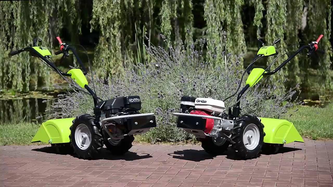 Grillo motocoltivatore g46 doovi for Bcs 602 con piatto taglia trincia erba