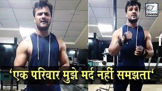 Khesari Lal Yadav फिर विवादों में लाइव आकर कही दिल की बात Lehren Bhojpuri