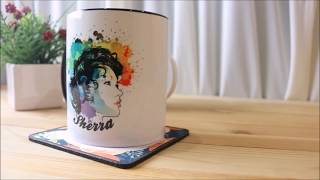 Create Your Own Mugs With Printcious. Easy as A-B-C!!