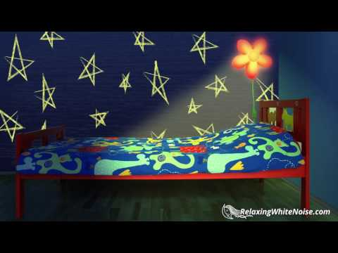Sleep Sounds for Kids | Gentle White Noise 10 Hours | Also Helps Soothe Crying Baby