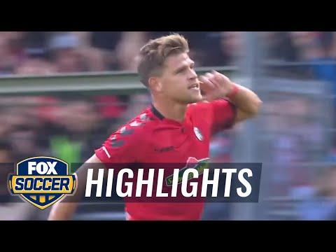 SC Freiburg vs. 1899 Hoffenheim | 2017-18 Bundesliga Highlights