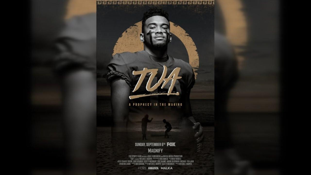 Tua Tagovailoa • Official FOX Documentary Trailer