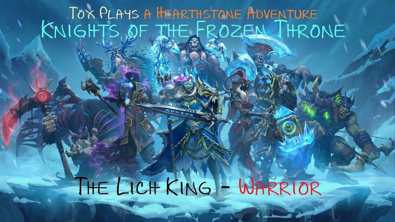 Lich King Fatigue Warrior - Hearthstone Decks