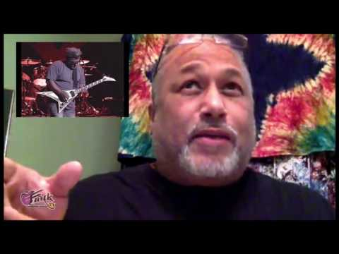 "Micheal Hampton ""PARLIAMENT- FUNKADELIC''  interview w/The Funk Chronicles."