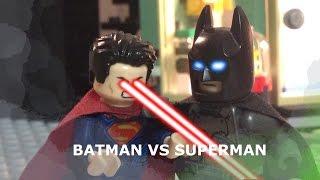 Lego Batman vs Superman: Dawn of Justice