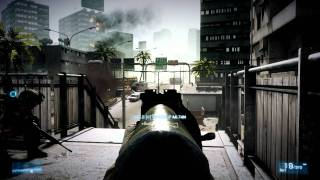 Battlefield 3 - Gameplay - 1080i