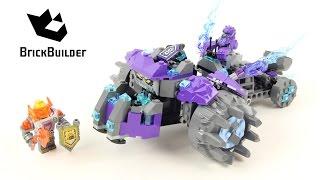 Лего лицарі Нексе 70350 трьох братів - швидкість Лего будувати