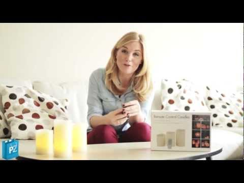 Remote Control Candles - Remote Control LED Candles Review