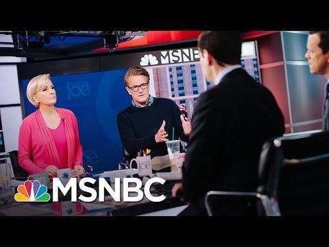 Joe: 'The Truth Doesn't Matter To Donald Trump' | Morning Joe | MSNBC