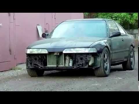 Honda Integra 4WD built in Russia 4 (start without LSD in front and rear)