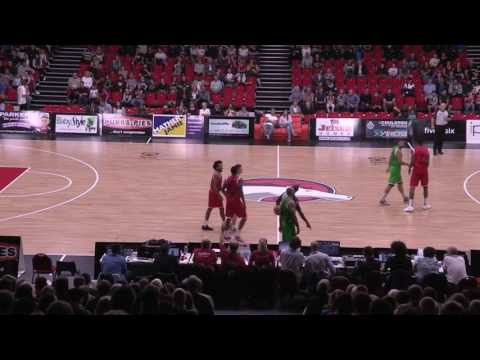 Leicester Riders Vs Worcester Wolves 77-66 Sept 25th