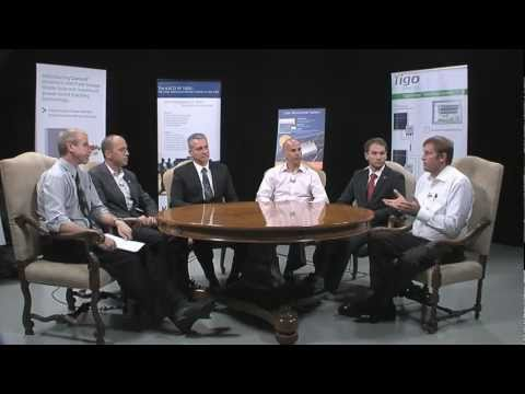Solar Inverter Round Table Discussion
