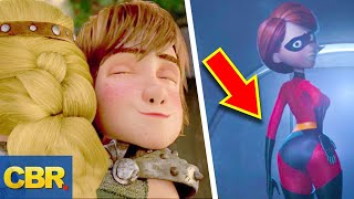 Download 10 Things Only Adults Notice In Animated Movies Mp3 and Videos