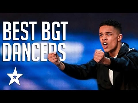 Видео: TOP 10 Best Dancers On Britains Got Talent  Got Talent Global