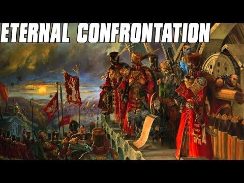 Eternal Confrontation - Vostroyan Assault - Dawn of War: Soulstorm Mod